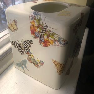 MacKenzie-Childs tissue box